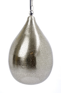 BALLOON Lamp Large Silver