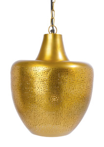 TYRE Hanging Lamp Gold