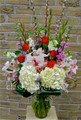 Medium size vase arrangement