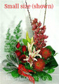 Exotic Surprise Flower Arrangement