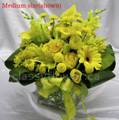 Love You Vase Arrangement