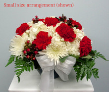 Small size vase arrangement