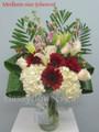 Medium size vase arrangement