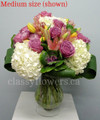 Have A Nice Day Mixed Flowers Arrangement