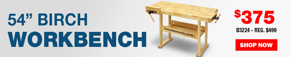 B3224 Birch Workbench