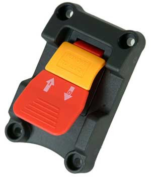 ROCKER SWITCH 1 POLE 2HP 20A CSA