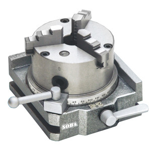 RAPID INDEXER 6IN. BASE WITH 3 JAW CHUCK