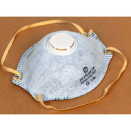 DUST MASK PARTICULATE W/CARBON VALVE 10P