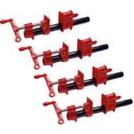 PIPE CLAMP 4PCS SET