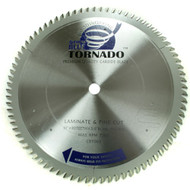 BLADE 10IN. X80T TCG 5/8IN. CRAFTEX B/TORNADO