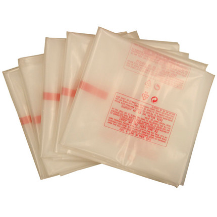 PLASTIC BAGS 5PC SET FOR CT122