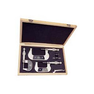 MICROMETER SET 0 3IN. 0.0001