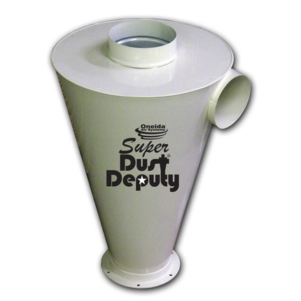 DUST DEPUTY SUPER ONEIDA MADE IN USA