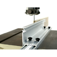BANDSAW FENCE FOR PRO GRIP CLAMP