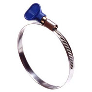 HOSE CLAMP WITH KEY 3IN.