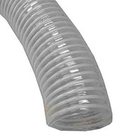HOSE PVC CLEAR 4IN.