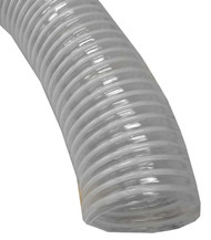 HOSE PVC CLEAR 5IN.