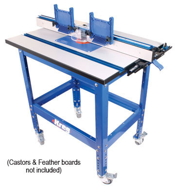 PRECISION ROUTER TABLE KREG