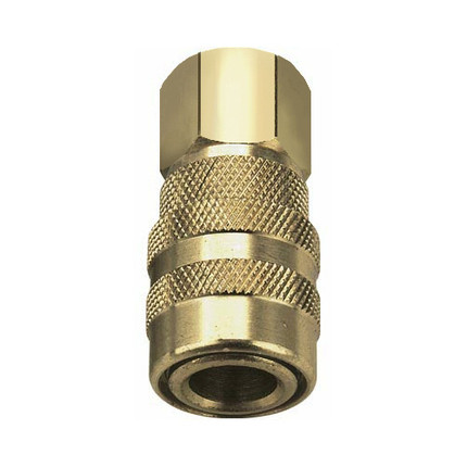 COUPLER 1/4IN. FEMALE