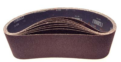 SANDING BELT 3IN. X18IN. 120 GRIT