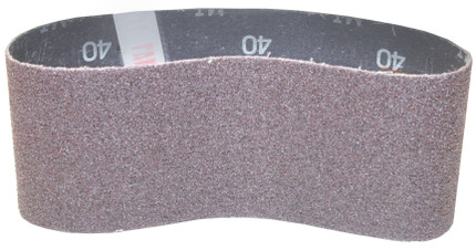 SANDING BELT 3IN. X18IN. 60 GRIT