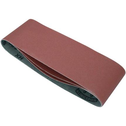 SANDING BELT 3X21 100G 3/PACK