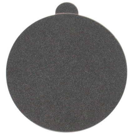 SANDING DISC 5IN. PEEL AND STICK CLOTH 60G