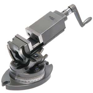 VISE 3 WAY TILTING SUPER PRECISION 2IN.