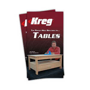 DVD TABLES KREG