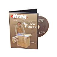 DVD ROUTER TABLE KREG