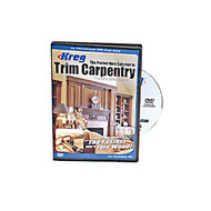 DVD TRIM CARPENTRY KREG