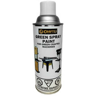 GREEN SPRAY PAINT CRAFTEX GREEN 420 ML