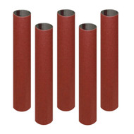 SANDING SLEEVE 1/4IN. X 5 1/2IN. X 80G 5PC PK