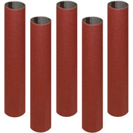 SANDING SLEEVE 5/8IN. X 5 1/2IN. X 80G 5PC PK