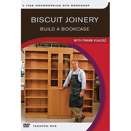 DVD BISCUIT JOINERY