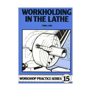 BOOK WORKHOLDING IN THE LATHE