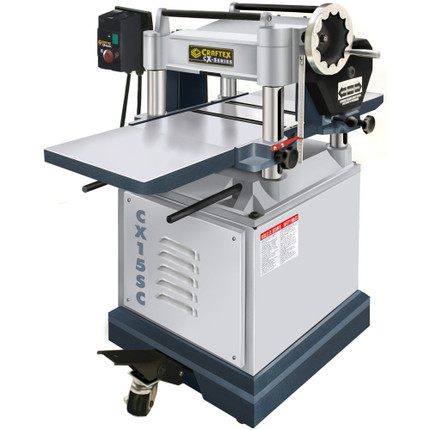 PLANER 15IN. WITH SPIRAL CUTTERHEAD CSA