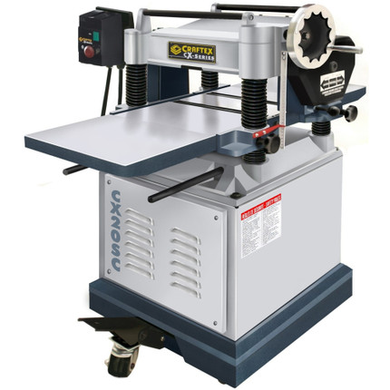 PLANER 20IN. WITH SPIRAL CUTTERHEAD CSA
