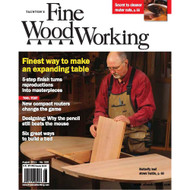 MAG FINE WOOD WORKING AUGUST 2011