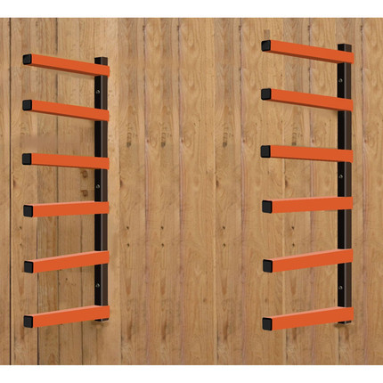 LUMBER RACK 6 SHELF SYSTEM CRAFTEX
