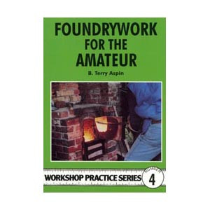 BOOK FOUNDRYWORK FOR THE AMATEUR