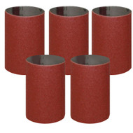 SANDING SLEEVES 3IN. X 5 1/2IN. 80G CX500380