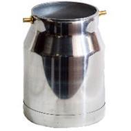 ALUMINUM CUP 1QT TEFLON