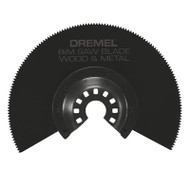FLUSH CUT BLADE 3IN. X7/8IN. FOR WOOD AND METAL