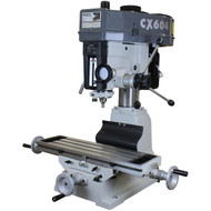 MILLING DRILLING MACHINE 1.5HP CX SERIES