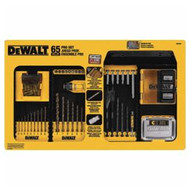 ACCESSORY SET 65 PIECES MINI MAC DEWALT