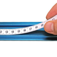 MEASURING TAPE SELF ADHESIVE L R READIN