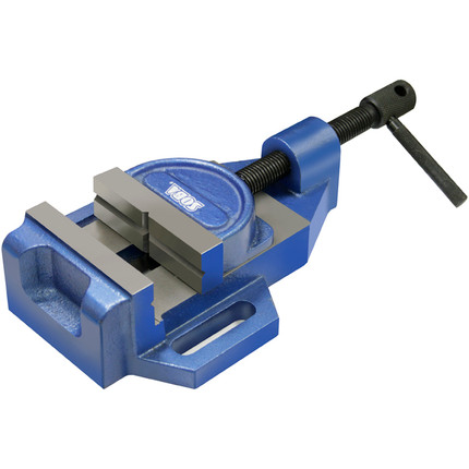 VISE DRILL PRESS TILTING JAW