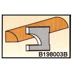 MOULDING BLADE BASE SHOE SET MGE70001