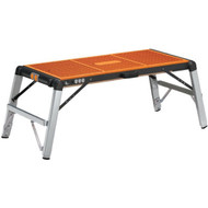 2 IN 1 FOLDING WORKBENCH AND SCAFFOLD